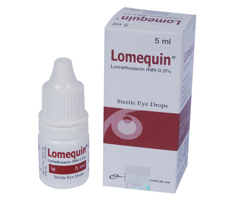 Lomequin Eye Drop