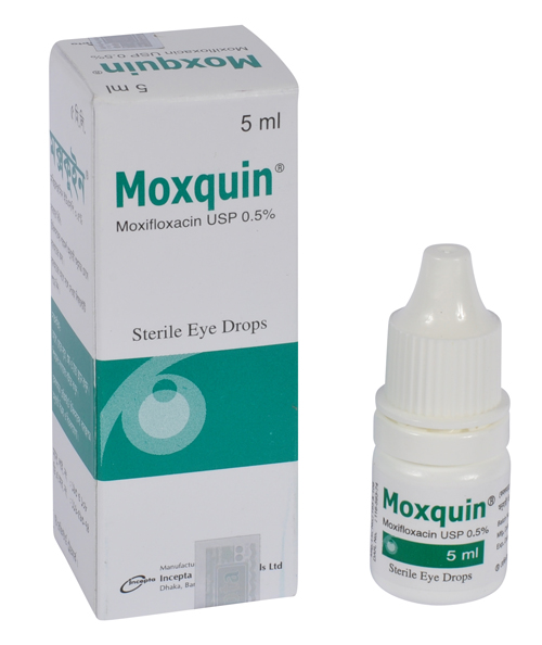 Moxquin Eye Drops
