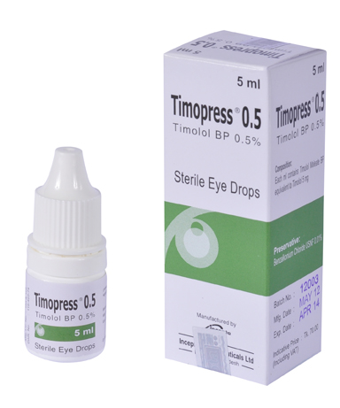 Timopress Eye Drops
