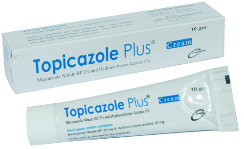 Topicazole Plus